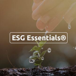 Certificación ESG Essentials